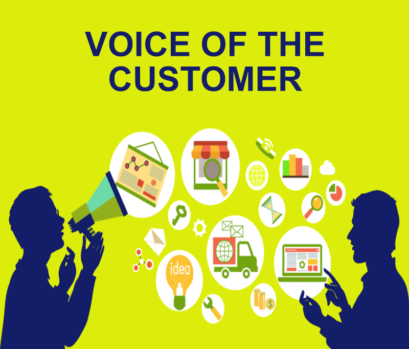 Customer create Marketing Content