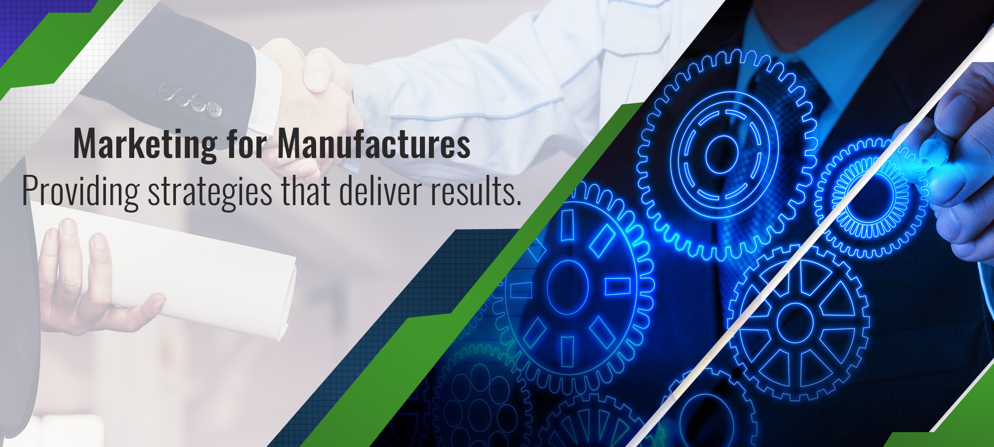 Marketiing for Manufactures