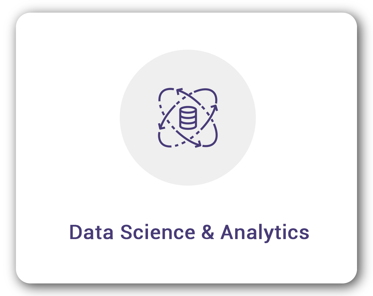Data Science & Analytics